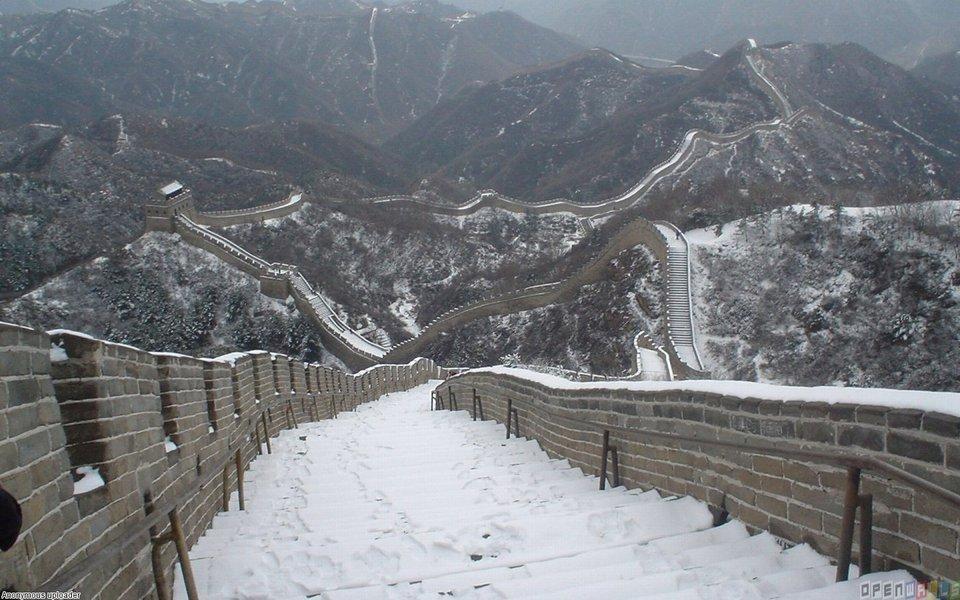 China enfrenta o inverno mais frio em 30 anos