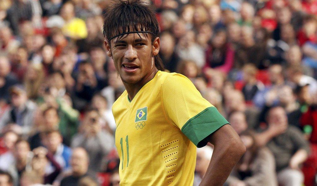 """Neymar: """"A prata não seria uma frustração"""""""