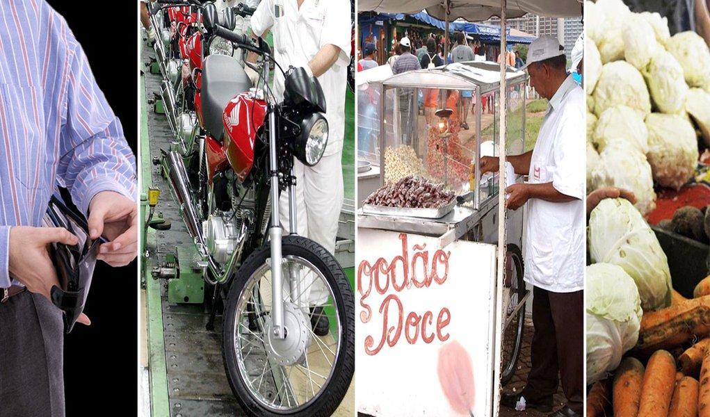 Taxa de desemprego volta a recuar no Recife