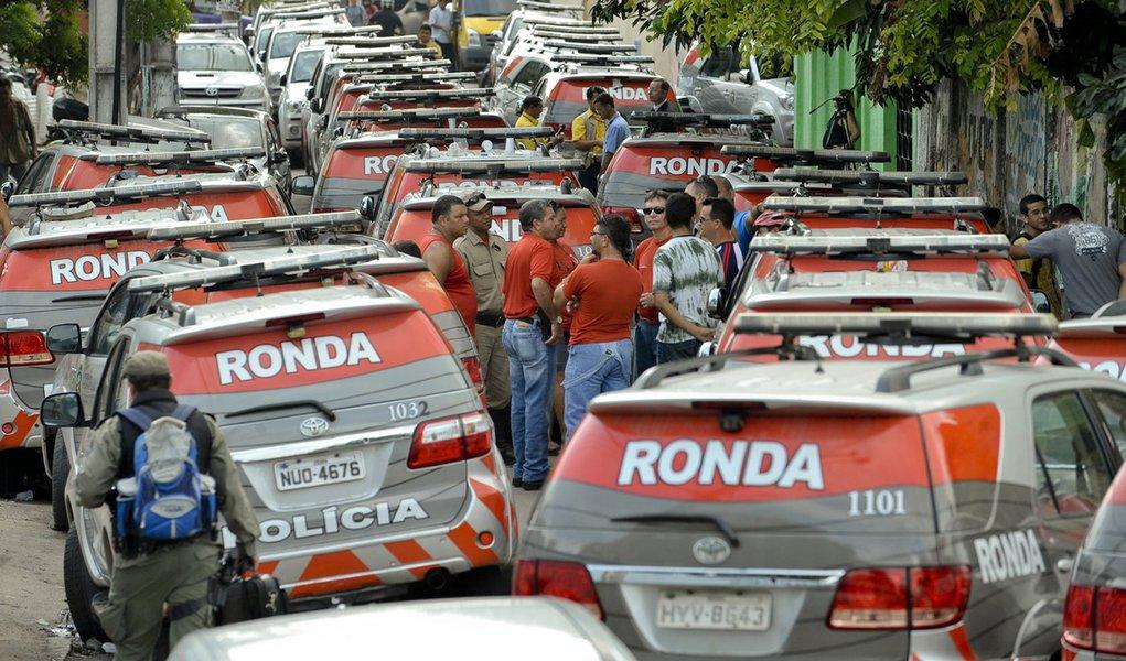 Governo Cid Gomes: greve permanente no Ceará