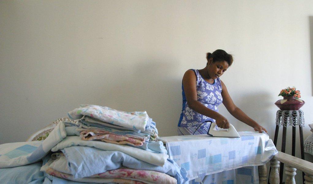 Trabalhadora doméstica