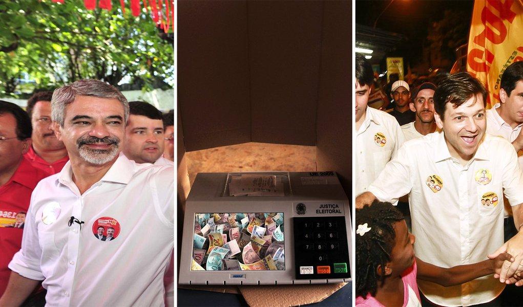 Campanha do Recife deve custar R$ 24,83 por eleitor