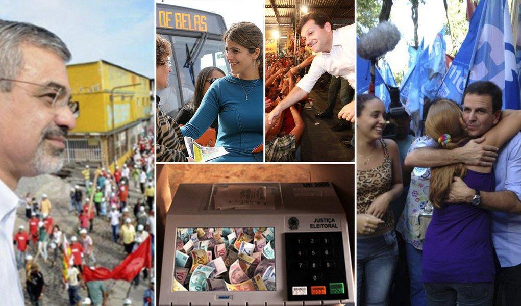 Voto nas capitais custa entre R$ 10,64 e R$ 187,34