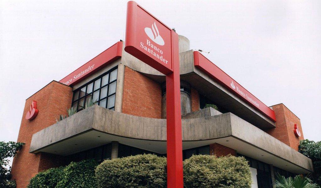 Lucro do Santander no Brasil cai 3,3% no primeiro trimestre