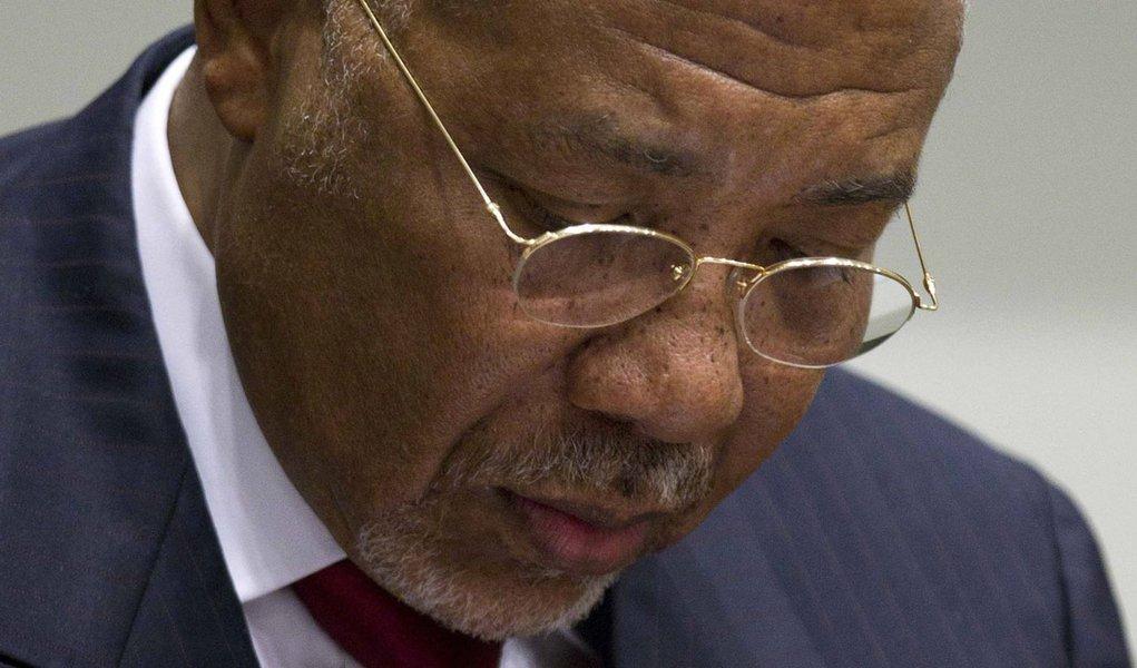 Ex-presidente da Libéria é condenado por crimes de guerra