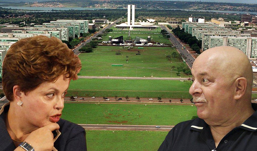 Dilma ouve Lula  por 3 horas. Tema: a reforma
