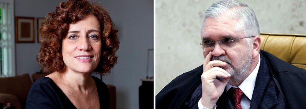Miriam diz que Gurgel não tomou decisão sobre Lula