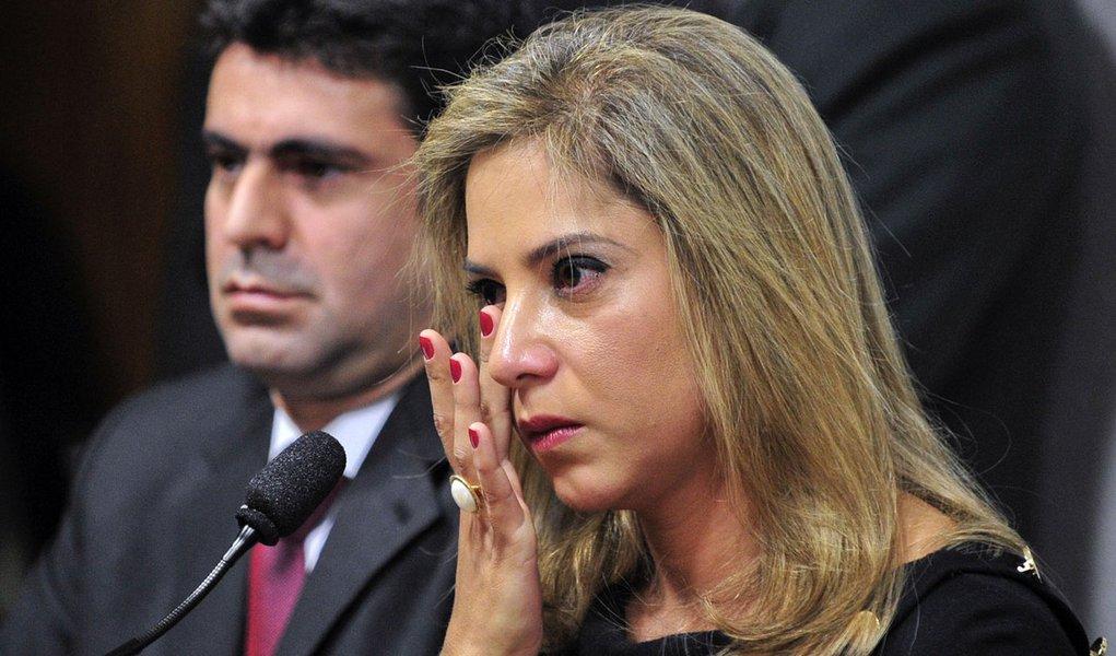 Ex-mulher de Cachoeira passa de testemunha a investigada