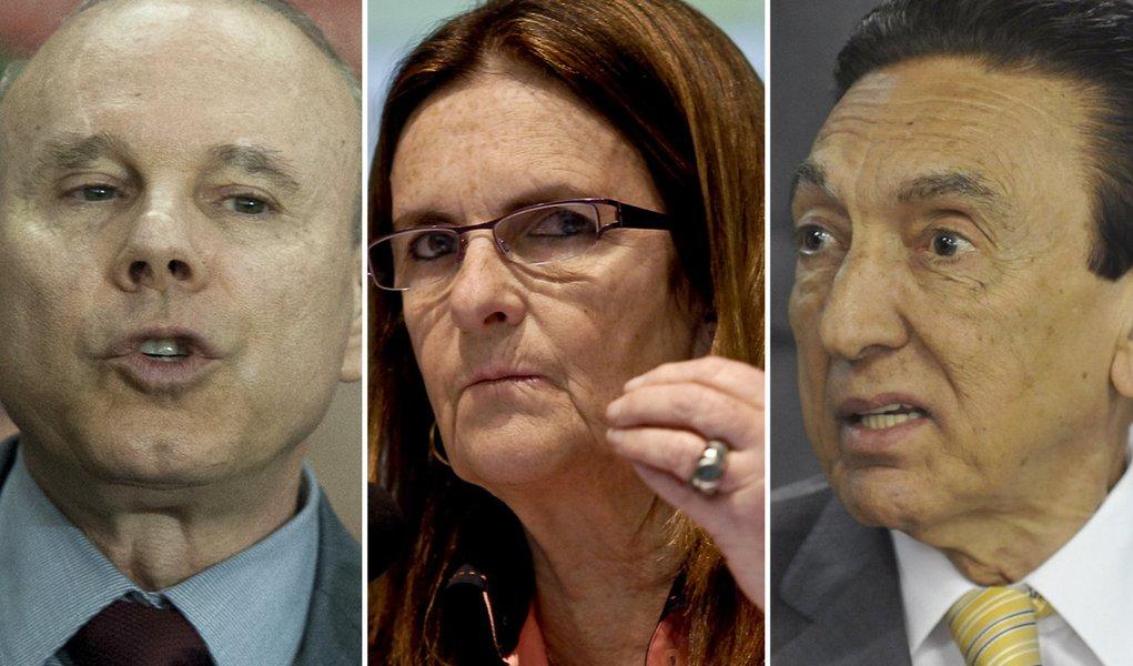 A pergunta é: quem estava comprado em Petrobras?