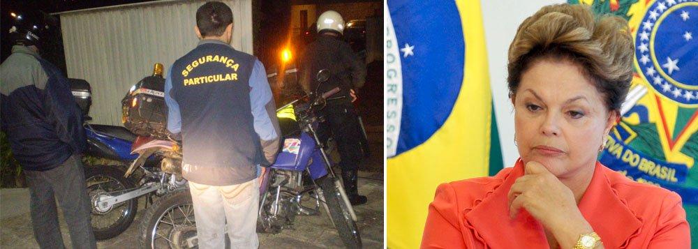 Dilma veta íntegra de projeto sobre porte de arma