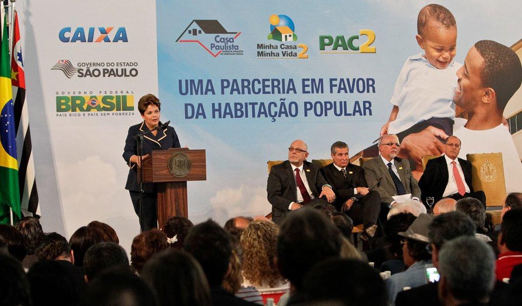 Dilma: sem governos estaduais, não se governa no Brasil