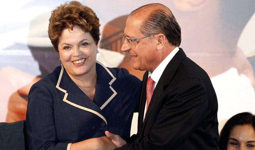 Com Alckmin, Dilma amplia Minha Casa...