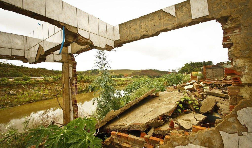 Governo libera FGTS para atingidos por desastres naturais