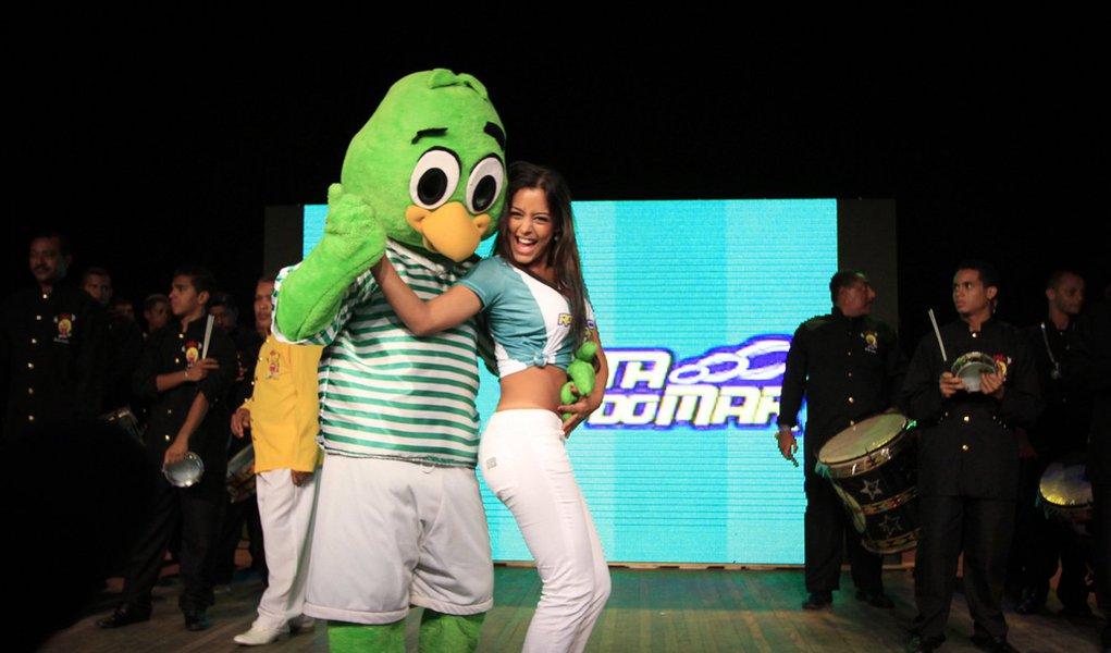 Larissa Riquelme conquista o Recife