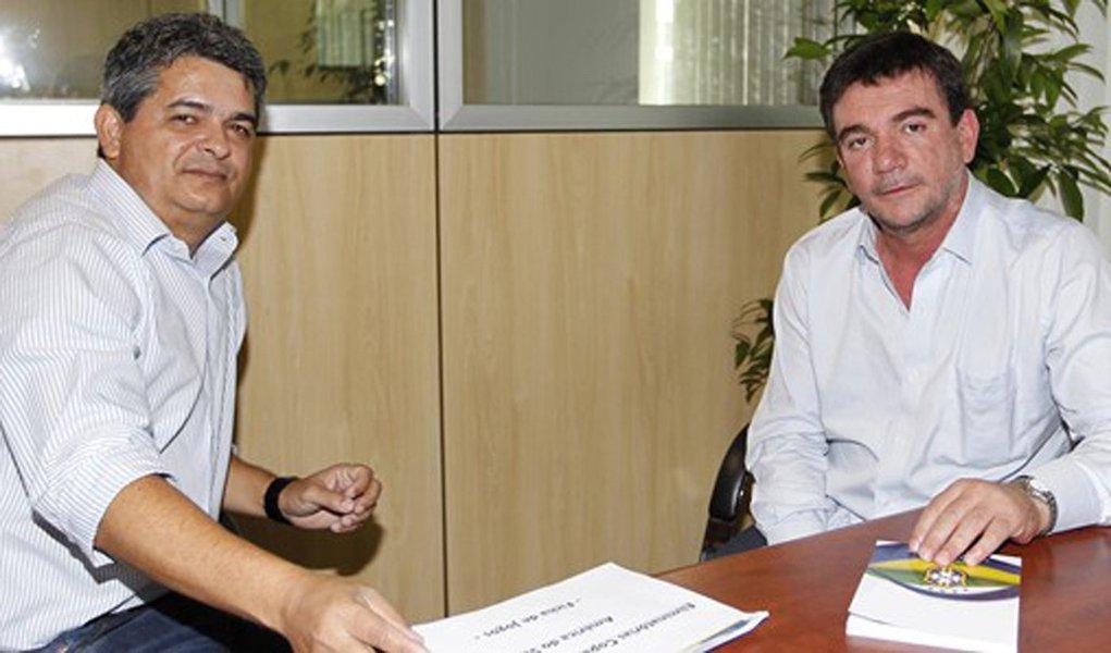 Andrés inicia trabalho na CBF como diretor de seleções