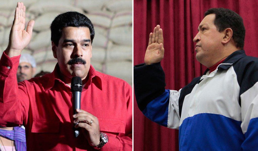 Maduro: Chávez não estará na Venezuela para posse