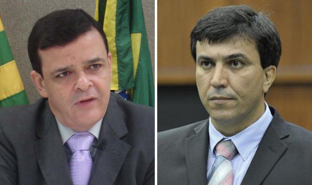 Insatisfeitos no PMDB se rebelam contra Waguinho