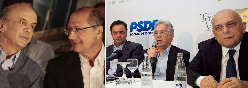 Alckmin diz que é cedo para definir candidato do PSDB