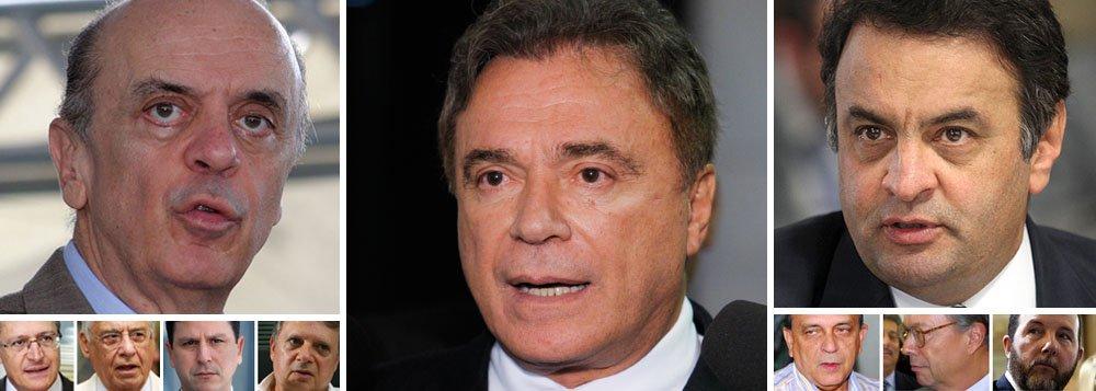 """Dias ao 247: """"PSDB vive hora de constrangimento"""""""