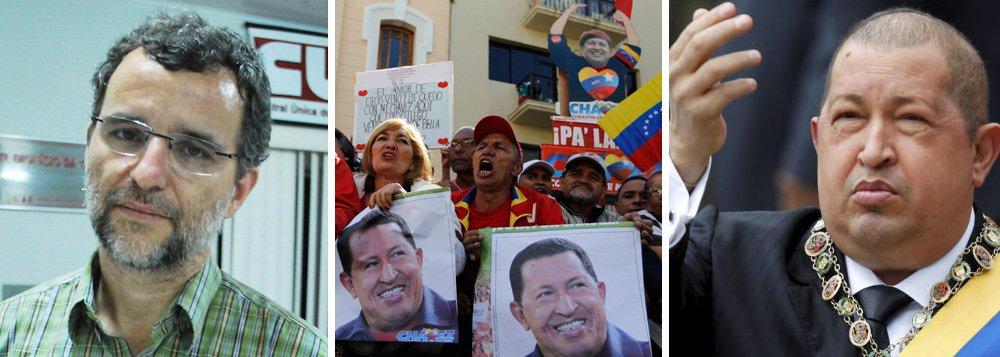 Sem temer golpe, PT prevê mais 30 anos de Chávez