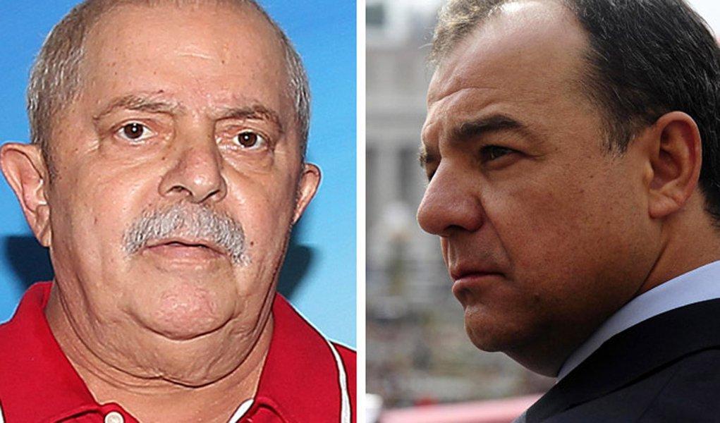 PMDB admite convocar Lula para blindar Cabral