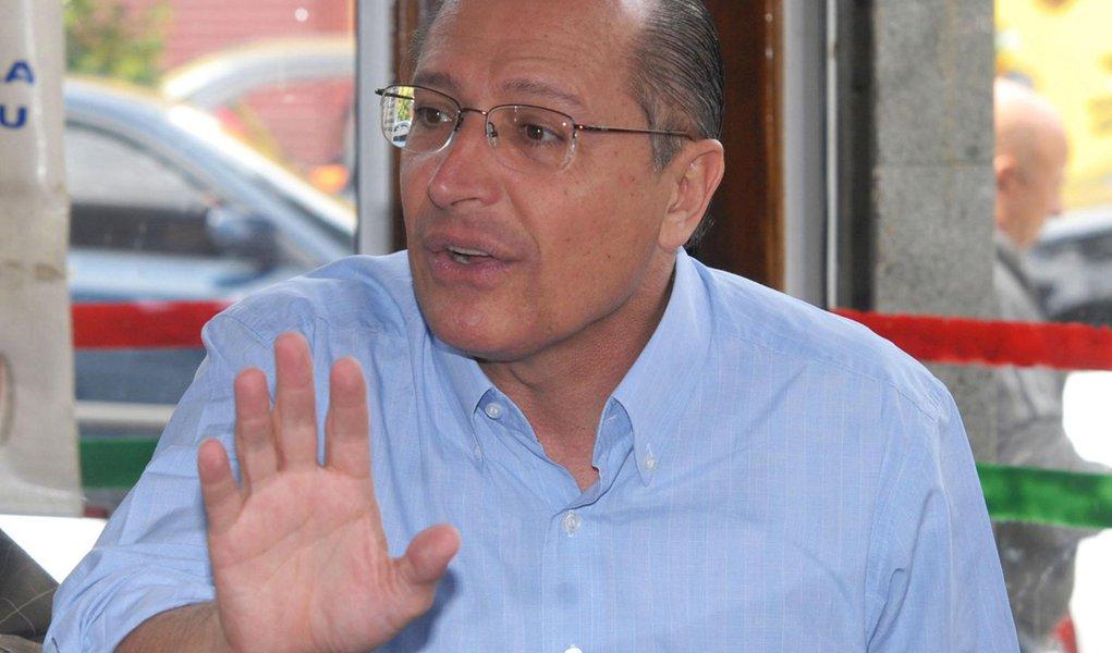 Orçamento: Alckmin congela apenas metade do esperado