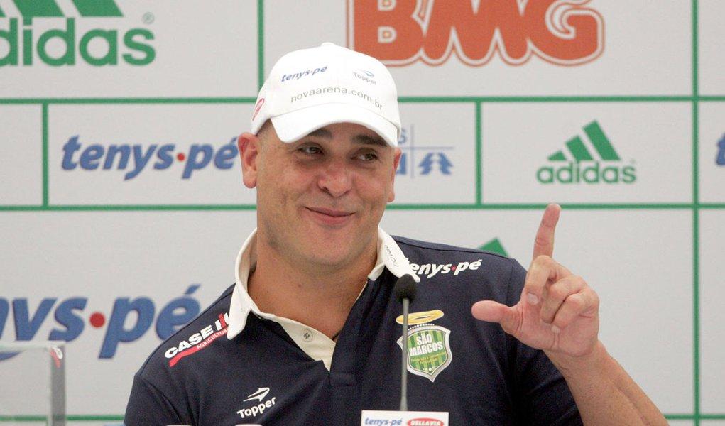 Aposentado, Marcos diz que quer ser útil ao Palmeiras