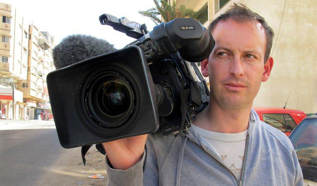 Jornalista francês é morto na Síria