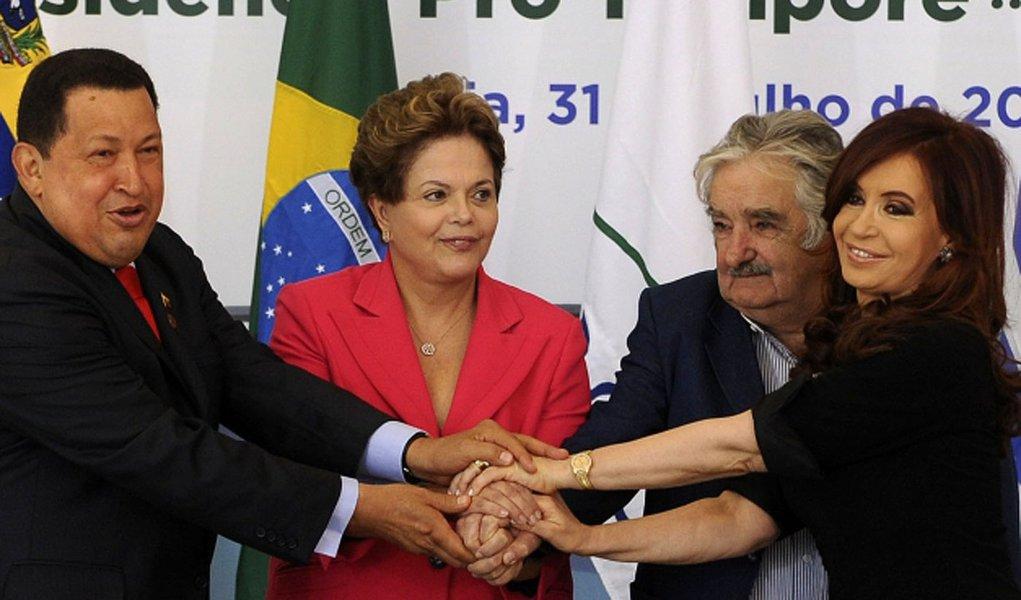 Globo diz que Venezuela desmoraliza o Mercosul