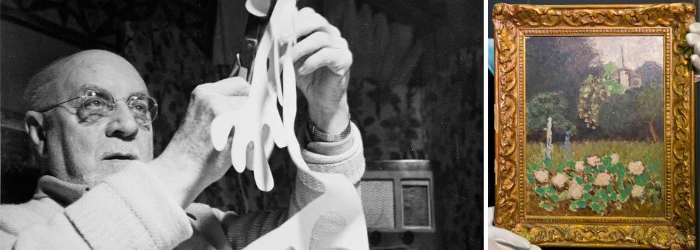 Detetive encontra Matisse roubado há 25 anos