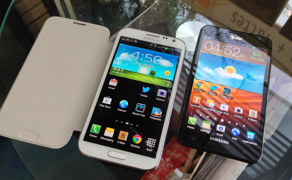Isso é um smartphone, um tablet ou um phablet?