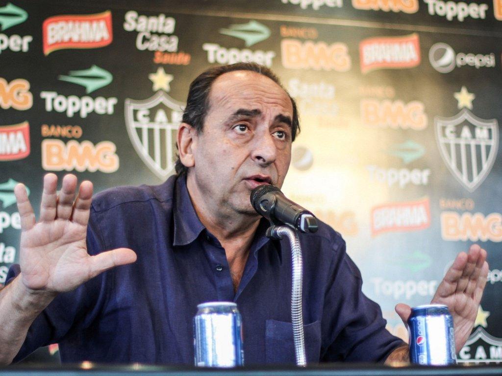 Alexandre Kalil já fala em Estádio do Galo