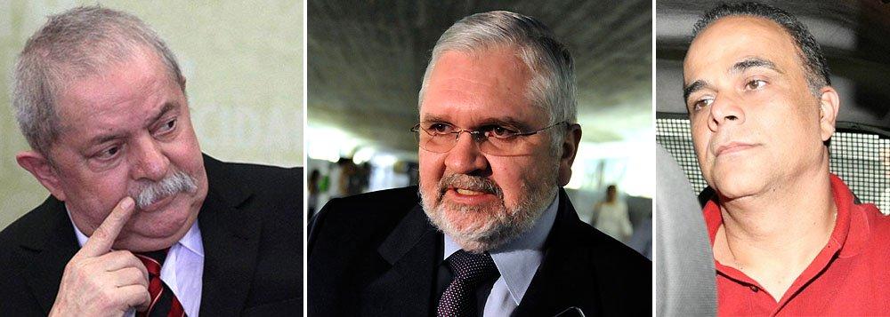 Gurgel sugere ao MP que investigue Lula