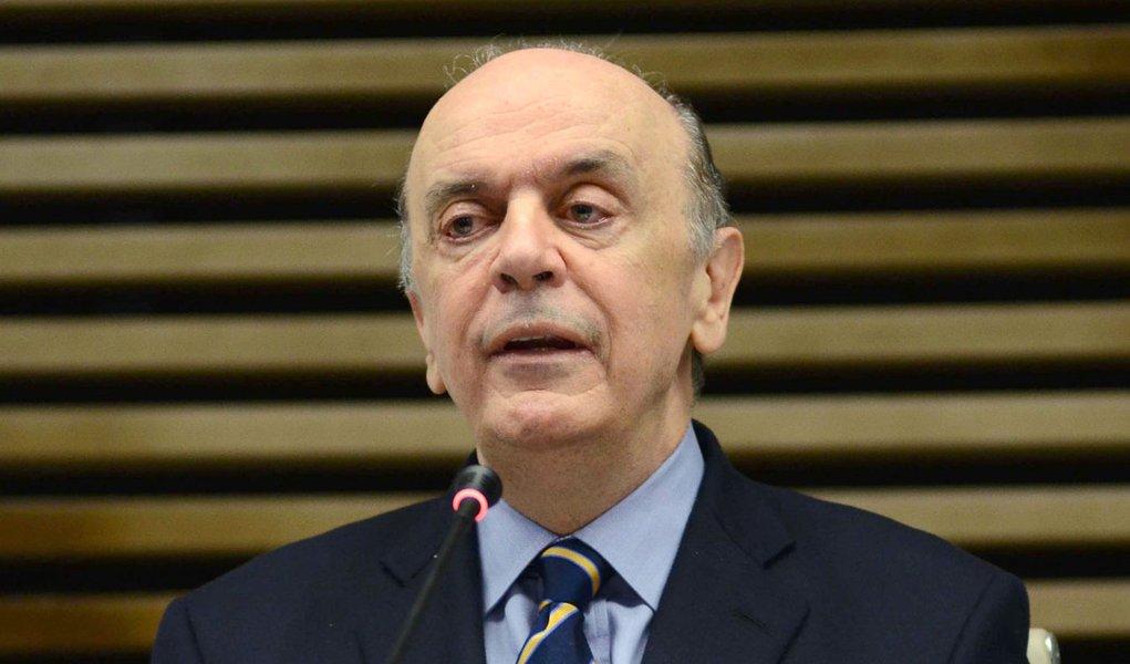 Serra classifica conduta do PT como fascismo