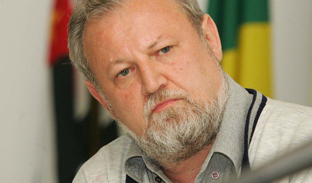 Presidente do MST diz que Dilma está cega