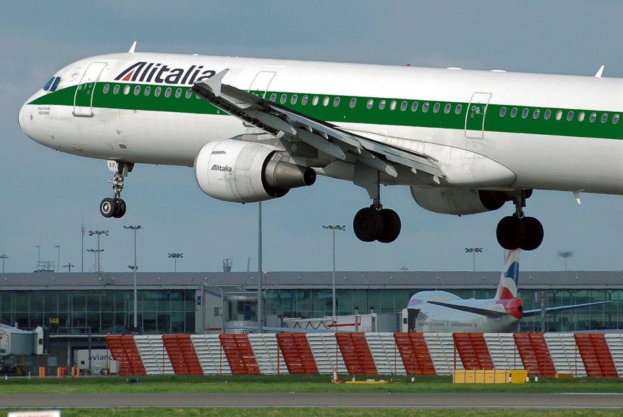 Alitalia pode ser comprada pela Air France