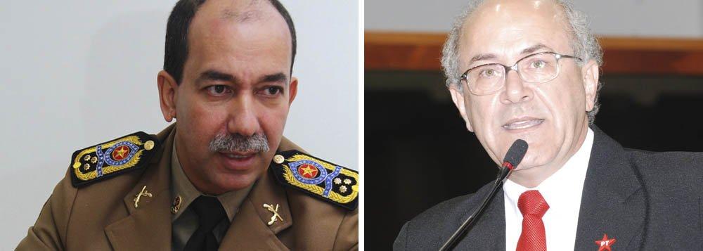 Coronel garante apuração de desvios de conduta na PM