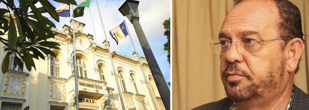 Recife poderá ganhar uma nova sede para a Câmara