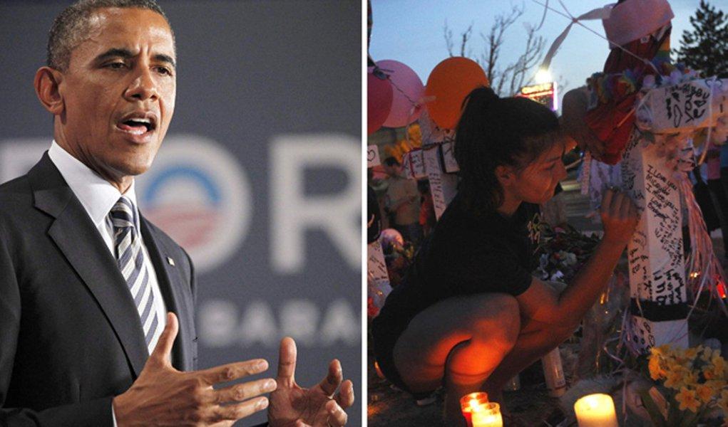 Obama acorda e diz que EUA devem refletir sobre vendas de armas