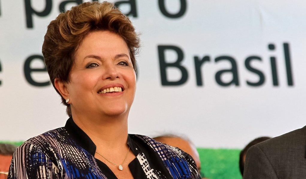 Dilma discute a seca com governadores do Nordeste