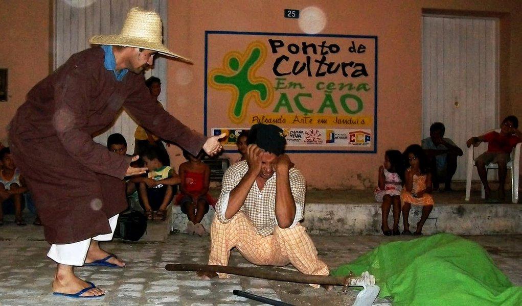 Cultura terá mais R$ 270 milhões em 2012