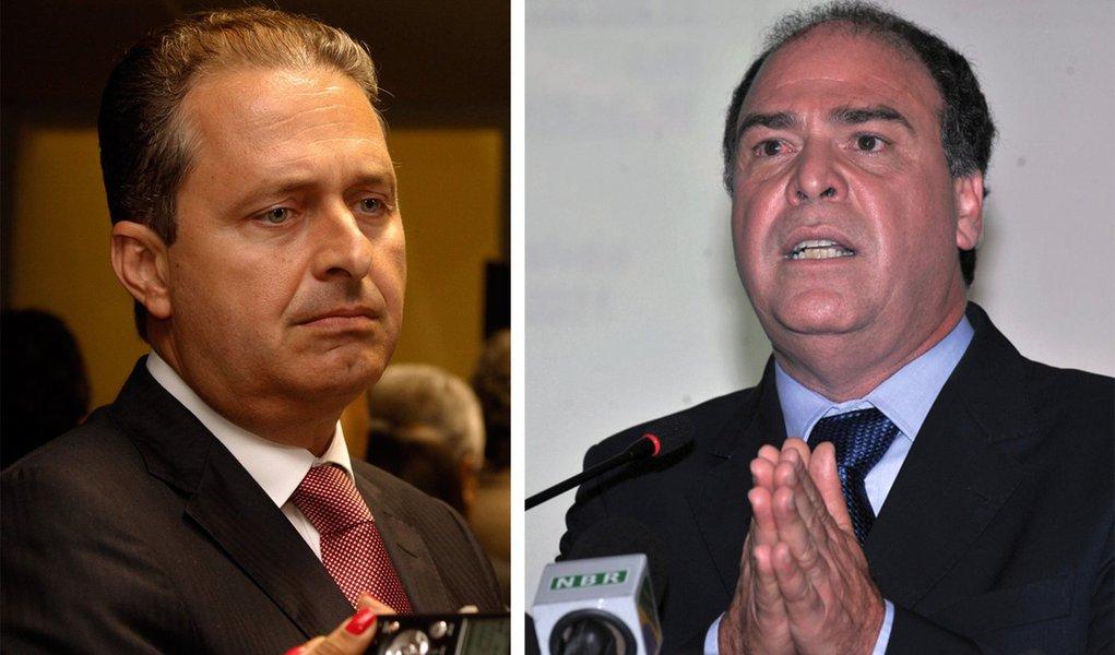 Campos apoia explicações de ministro ao Congresso