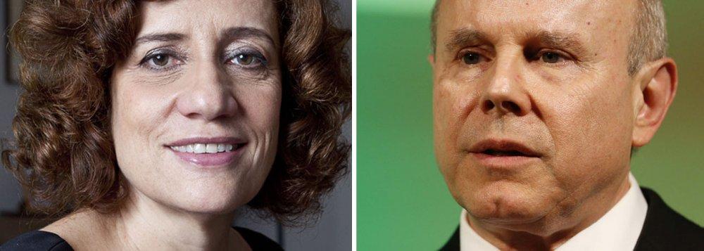 """Miriam ataca """"estelionato fiscal"""" de Mantega"""