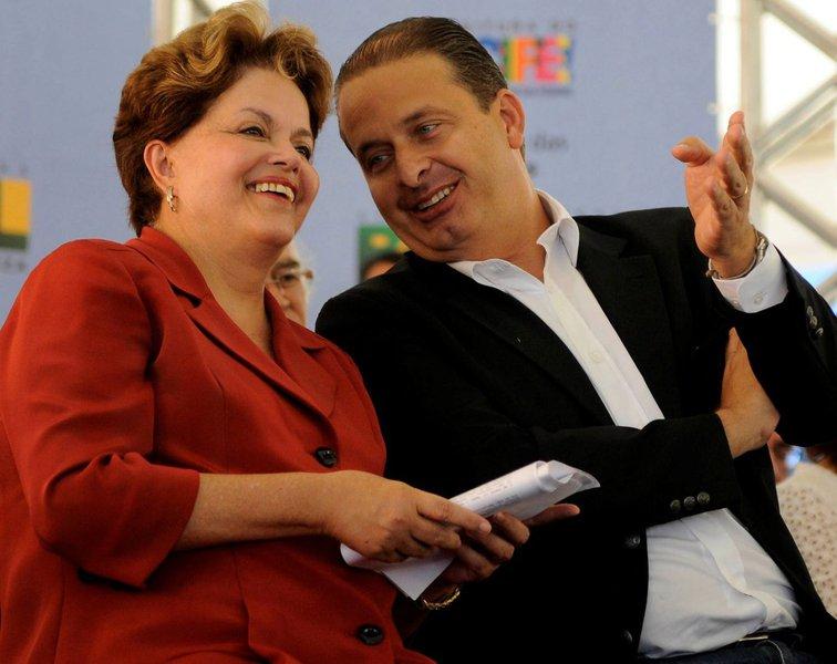 O que Dilma e Eduardo Campos conversaram?