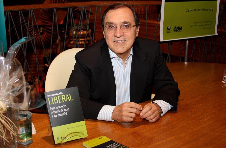 Sardenberg vê Brasil como a grande decepção de 2012