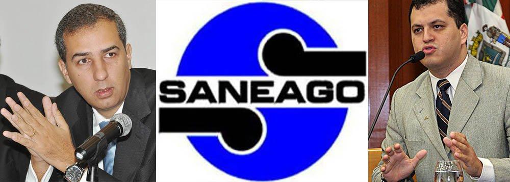 Eliton: prefeitura politiza debate sobre Saneago