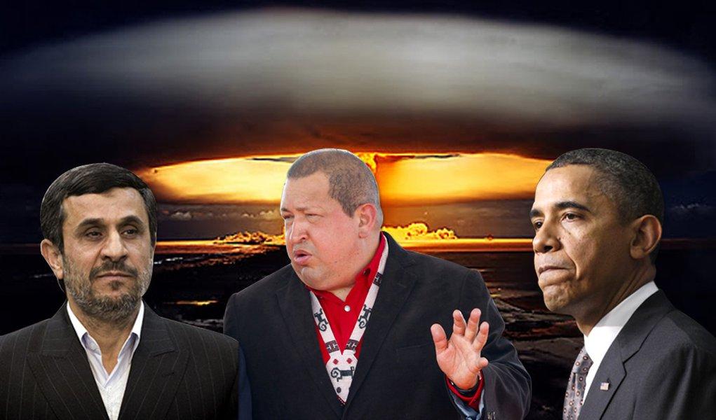 Irã e Venezuela X EUA: coquetel explosivo