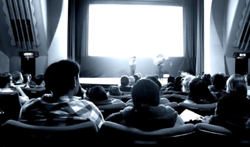 A sessão de cinema que ninguém sabe quando vai acontecer