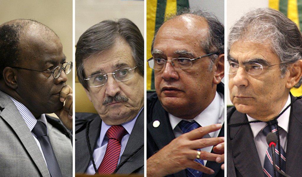 Após críticas de Barbosa, colegas defendem Peluso