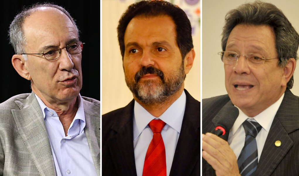 Rui Falcão nega que pedirá renúncia de Agnelo e vice do DF